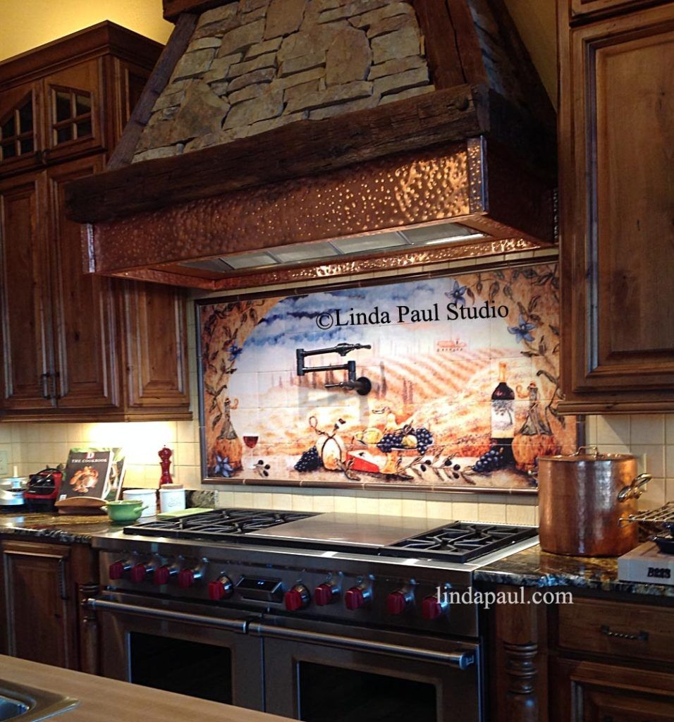 Metal tile murals kitchen httpjubizfo pinterest tile metal tile murals kitchen dailygadgetfo Image collections
