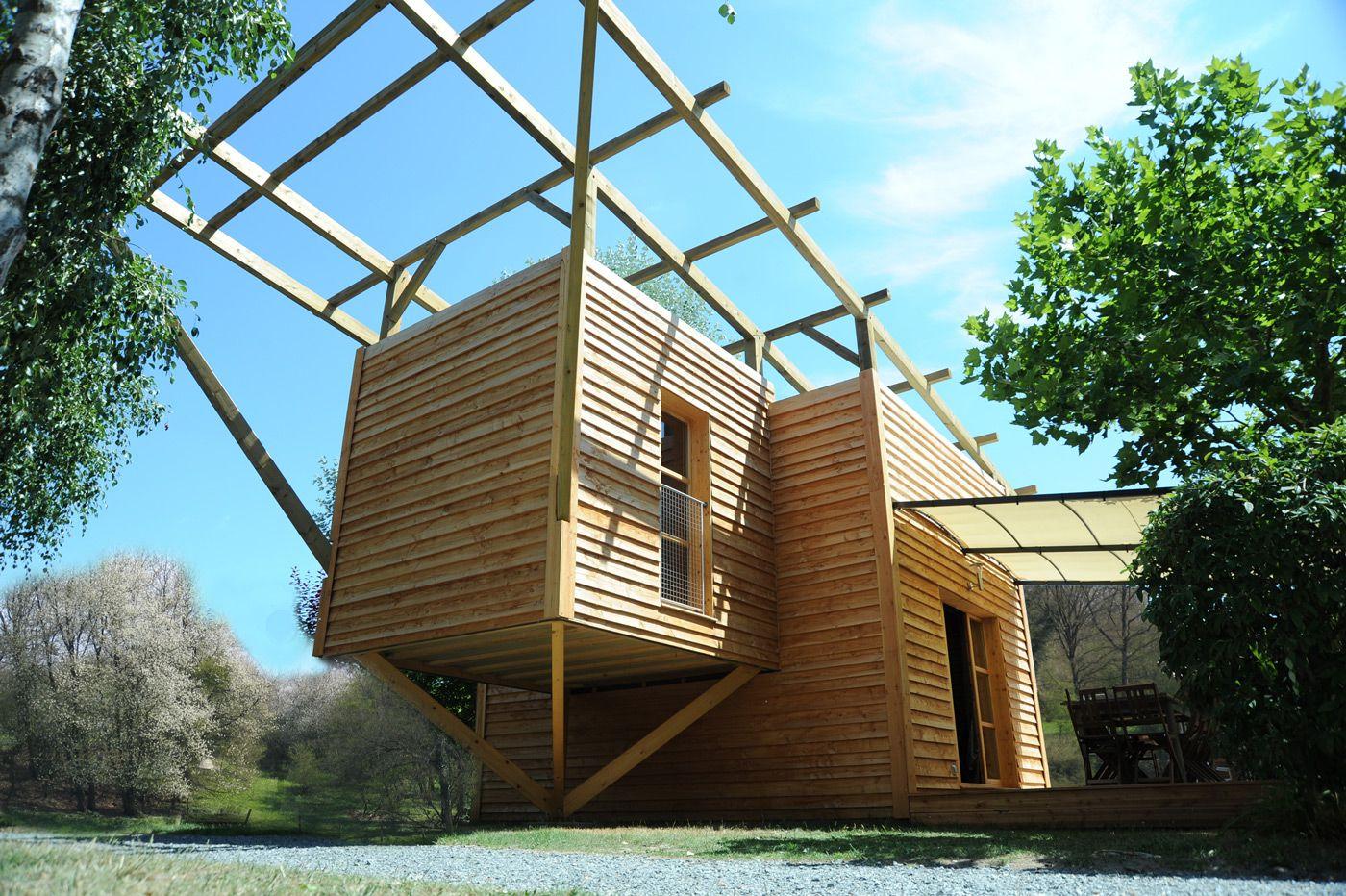volca 39 lodges h tel ecolodge auvergne proche vulcania et clermont ferrand vive le france. Black Bedroom Furniture Sets. Home Design Ideas