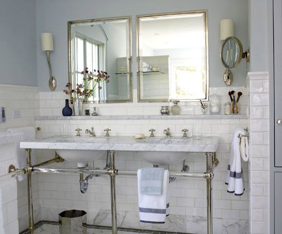 Double Bathroom Vanities | Tocador, Baño y Cocinas