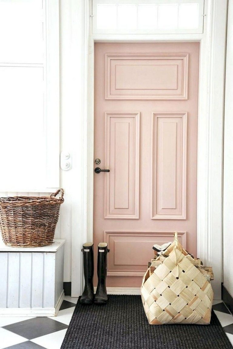 60 Admirable Dreamy Scandinavian Door Inspiration Doorway Doordecorations Doordesig Interior Design Paint Painted Interior Doors Interior Door Paint Colors