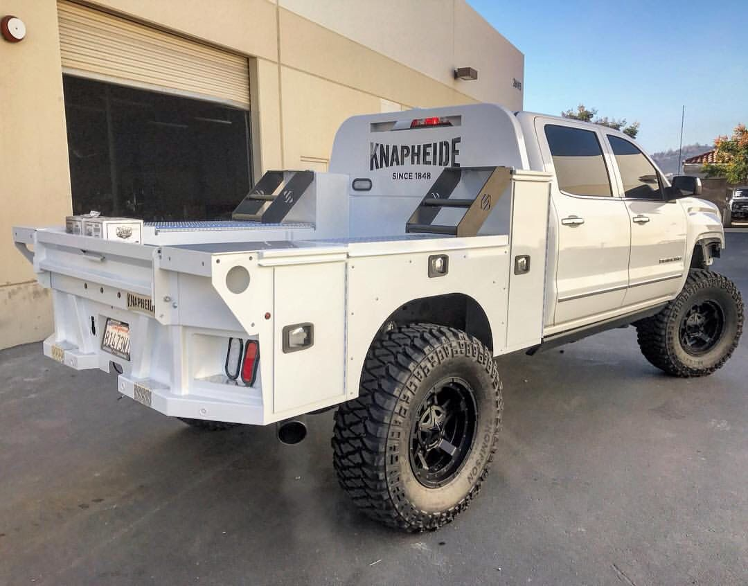 Pin By C Karnage On Chevy Obsession Custom Truck Beds Pickup
