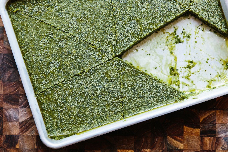 how to make basil pesto to freeze