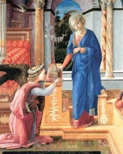 A obra da Santíssima Trindade na Virgem Maria