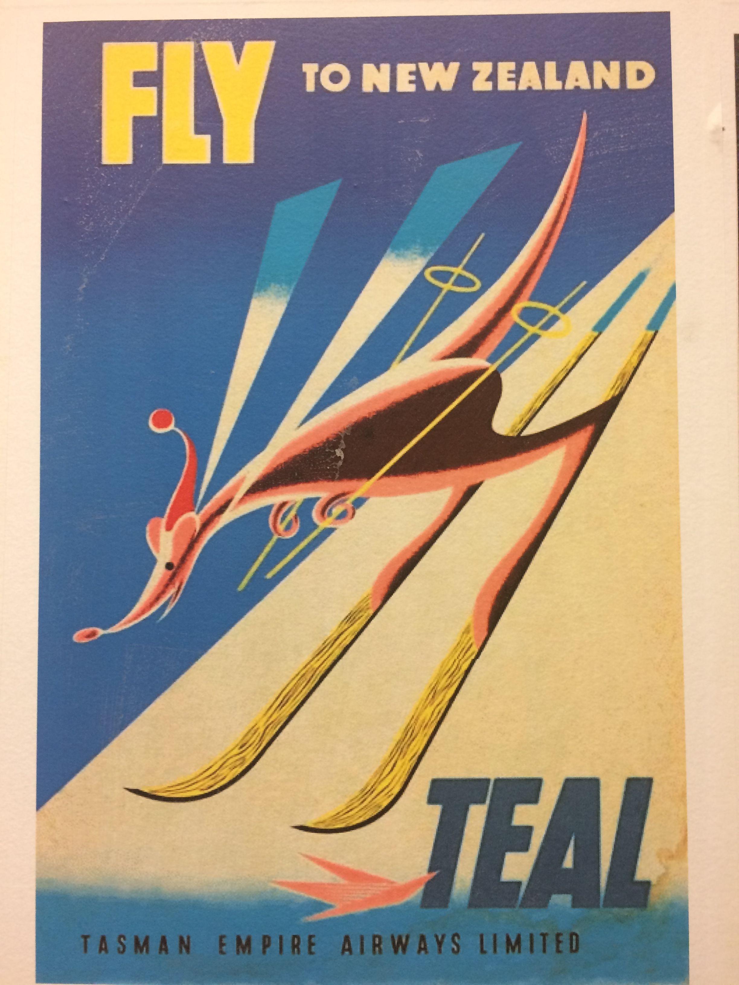 20x30 Sunshine /& Surf 1930s Australian Vintage Style Travel Poster