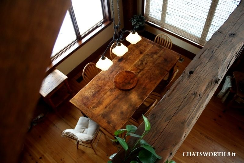 Elegant Reclaimed Flooru0027 Harvest Tables Heavy Duty Rustic City Of Toronto  Furniture For Sale Kijiji City Of Toronto Canada