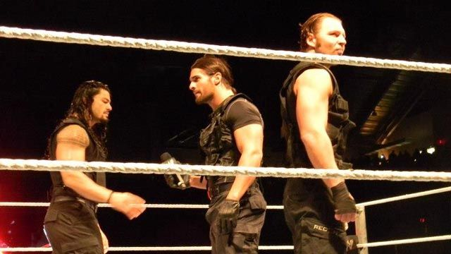 A Fourth Member In The Shield Wwe Ronda Rousey Braun Strowman
