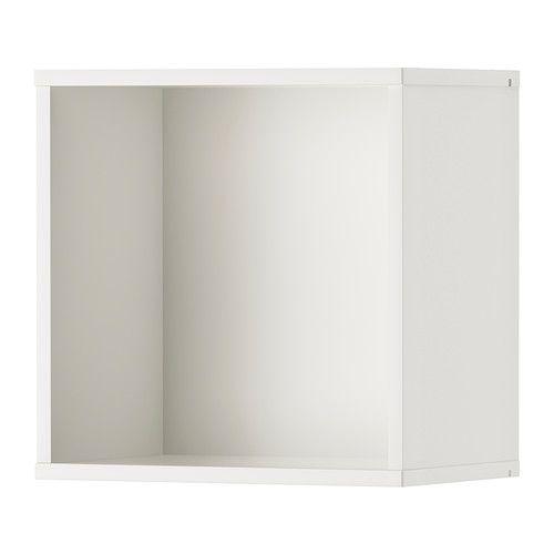 ikea f rh ja v ggsk p vit kan h ngas under ett v ggsk p eller direkt p v ggen minis. Black Bedroom Furniture Sets. Home Design Ideas