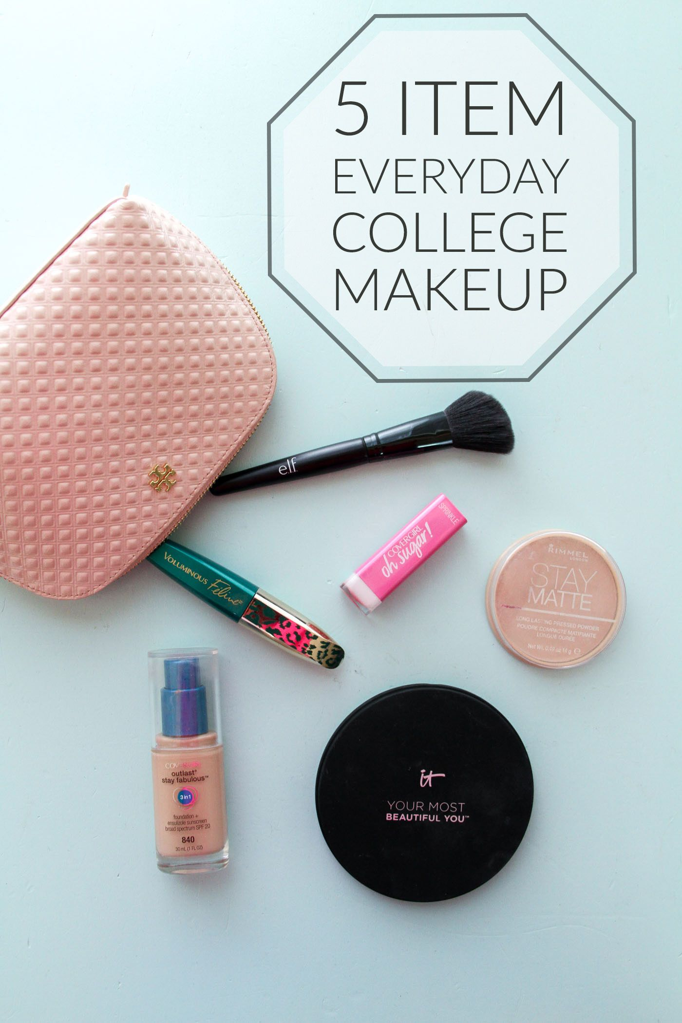 17 college makeup Everyday ideas