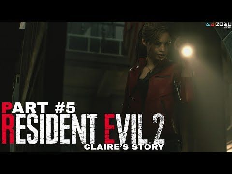 Resident Evil 2 Remake (2019) Walkthrough - Claire - #5 - RPD #re2 #residentevil2 #biohazard2 #claire #redfield #claireredfield #ps4 #game # ...