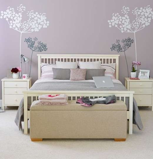 come scegliere il colore delle pareti della camera da letto ... - Camera Da Letto Pareti Colorate