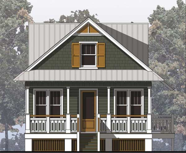 Tolar Cottage 1506-A-1 For the Home Pinterest Home design