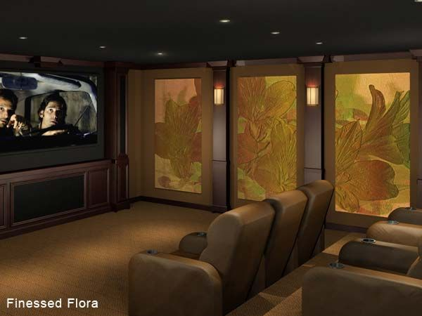 Home Theater Wall Panels Home Theater Design Home Acoustic Panels