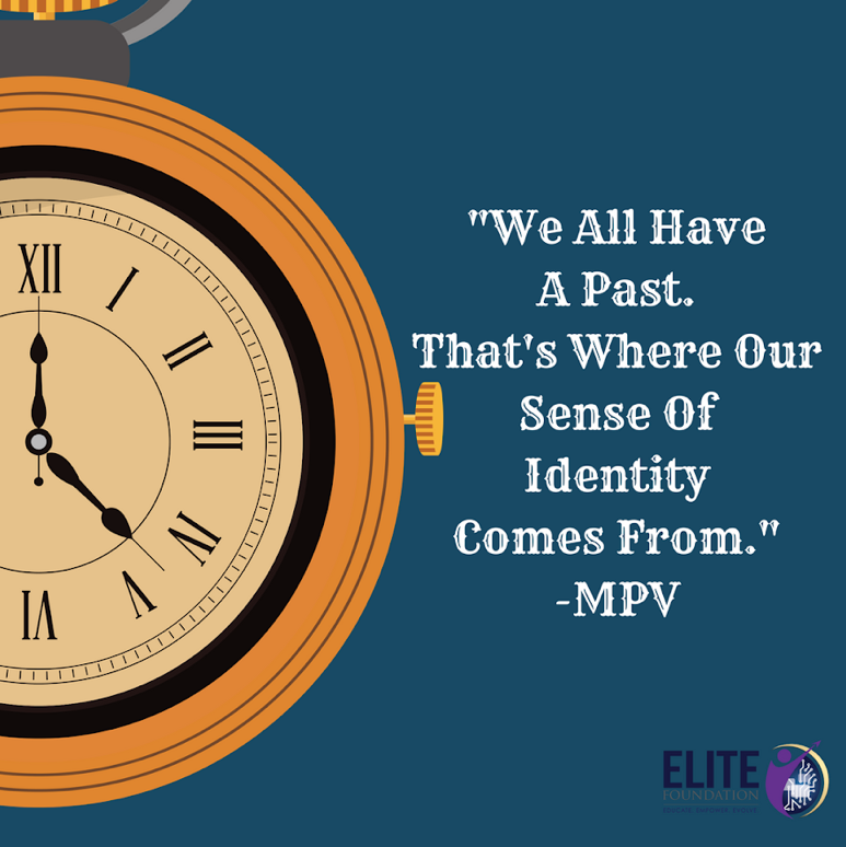 We All Have A Past That S Where Our Sense Of Identity Comes From Mpv Inspire Inspirationalquotes Identity Inspirational Words Identity Empowerment