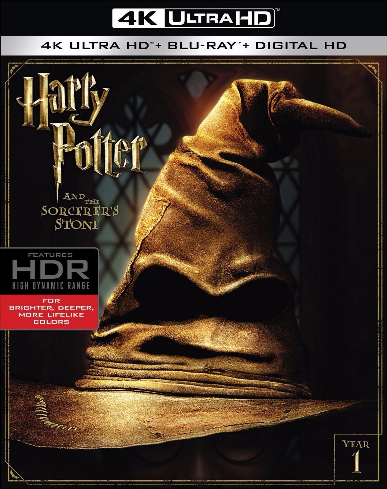 Details About Harry Potter The Sorcerer S Stone 4k Ultra Hd