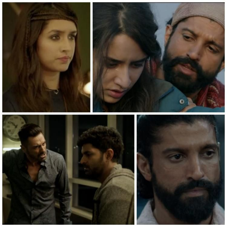 Check Out: The intense, raw and passionate teaser of Farhan-Shraddha-Arjun-Purab's Rock On 2!
