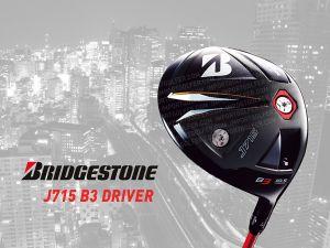 Bridgestone 2015 J715 B3 Driver