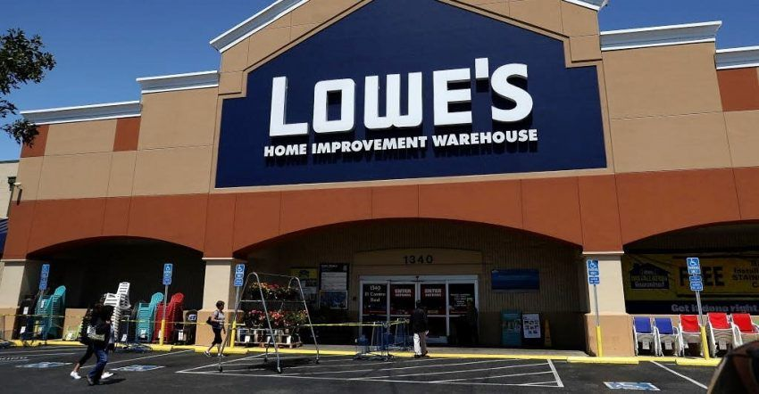 Lowe S Credit Card Login Lowes Home Improvements Credit Card Lowes