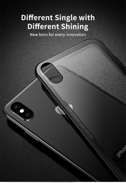 coque transparente iphone xrs