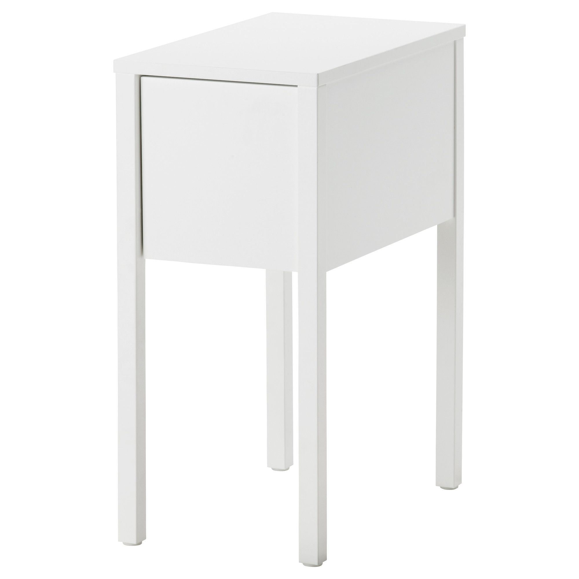 chevet blancTable de NORDLI de chevet Table ikeaTable w0Pnk8OX