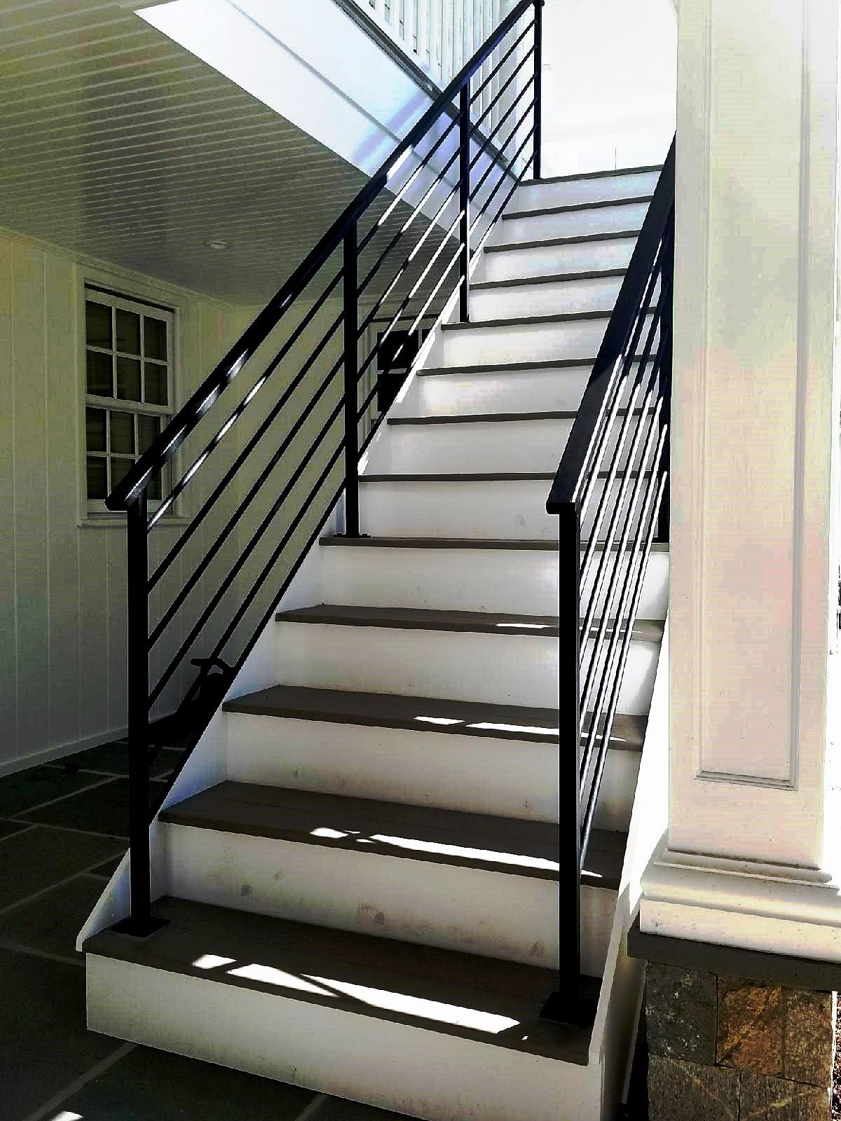 Best Custom Horizontal Wrought Iron Railings Wrought Iron 400 x 300
