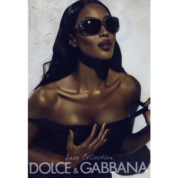 Dolce & Gabbana Animalier Eyewear Ad Campaign Spring