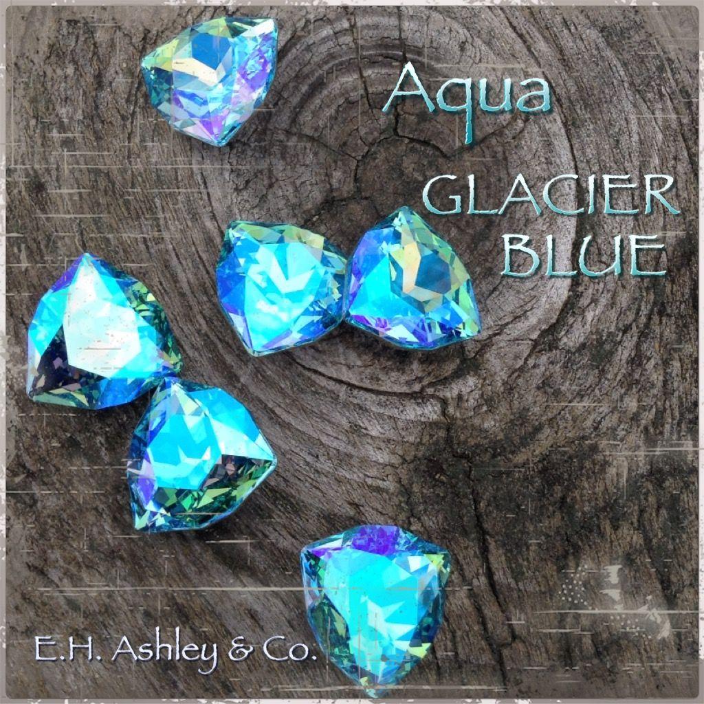 E H Ashley S Custom Coating Glacier Blue Applied To