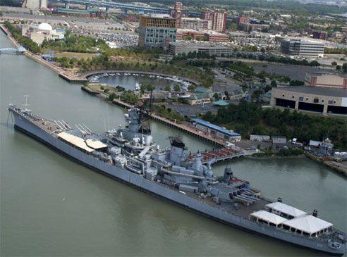 A Floating Museum: Battleship New Jersey   A Treasure ...