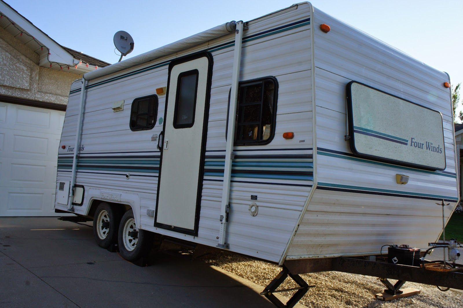 The Original Alice Remodeled Campers Diy Camper Remodel Travel Trailer