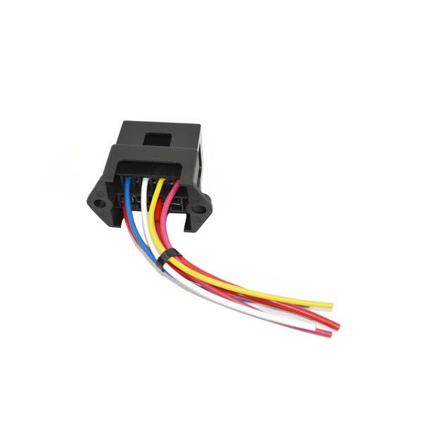 jz5501 jiazhan car 4 way fuse box 4 road with wire modification basic block  auto fuse holder