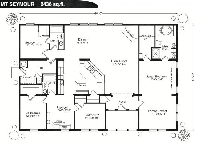 Floor Plans Farmhouse Floor Plans Barndominium Floor Plans House Plans