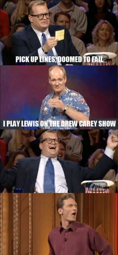 Loved Whose Line is it Anyway?