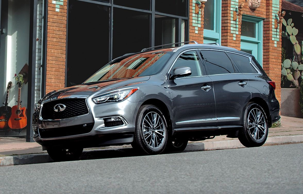 The midsize luxury SUV class is growing bigger. The new