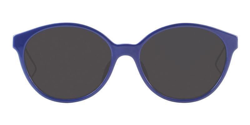 c7ded01d9e Dior Confident1 Blue   Gray Lens Sunglasses