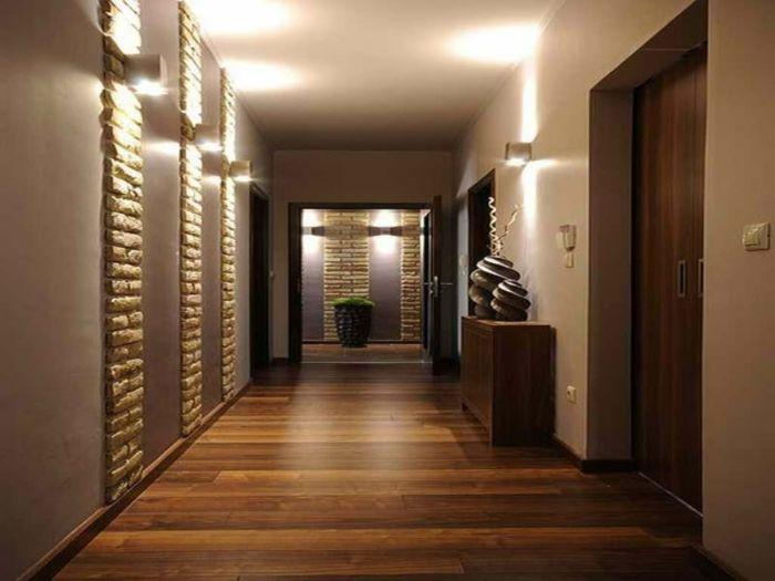 Ambiente elegante pasillos pinterest pasillos - Decoracion en pasillos ...