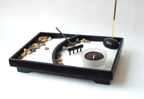 Superior Zen Garden Added To Your Home Or Office Can Provide A Sense Of Calm And An
