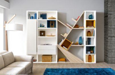 meubles bibliotheques design mobilier de salon meubles gautier