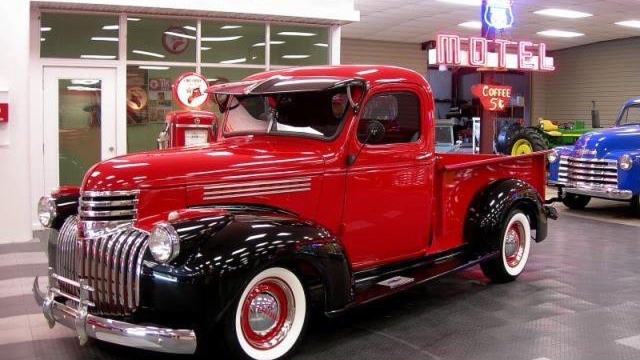 1946 Chevrolet Pickup for sale near Dothan, Alabama 36301 - Classics ...