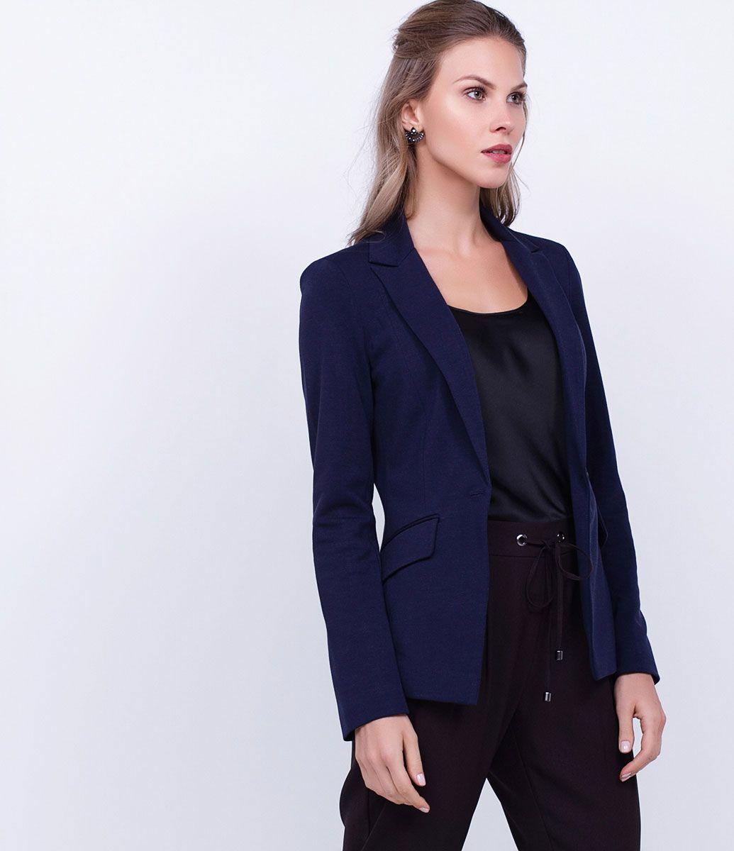 Blazer feminino  Modelo alongado  Com bolso  Marca: Cortelle  Tecido: malha com elastano  Composição: 76% poliéster; 21% viscose e 3% elastano  Modelo veste tamanho: 36     COLEÇÃO INVERNO 2016     Veja outras opções de    blazers femininos.