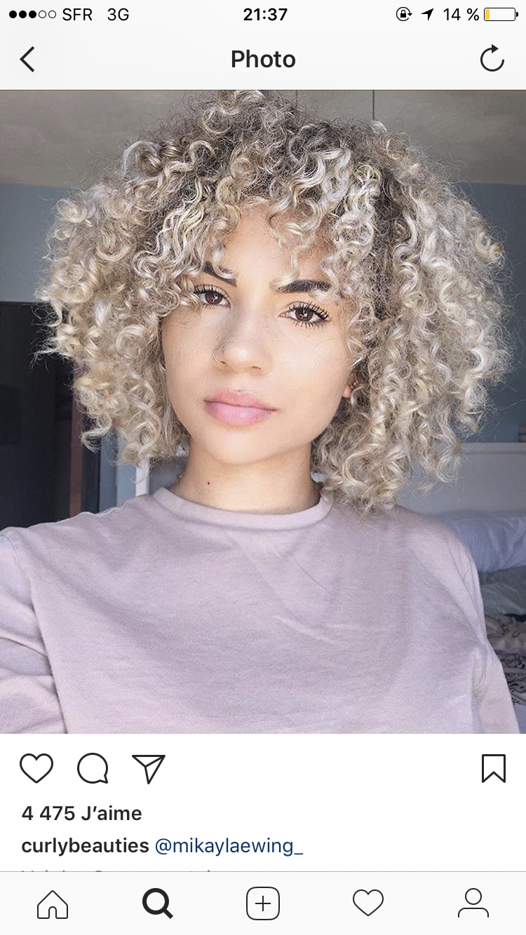 Pin By Sophie S Kalambaie On Natural Curly Hair In 2019