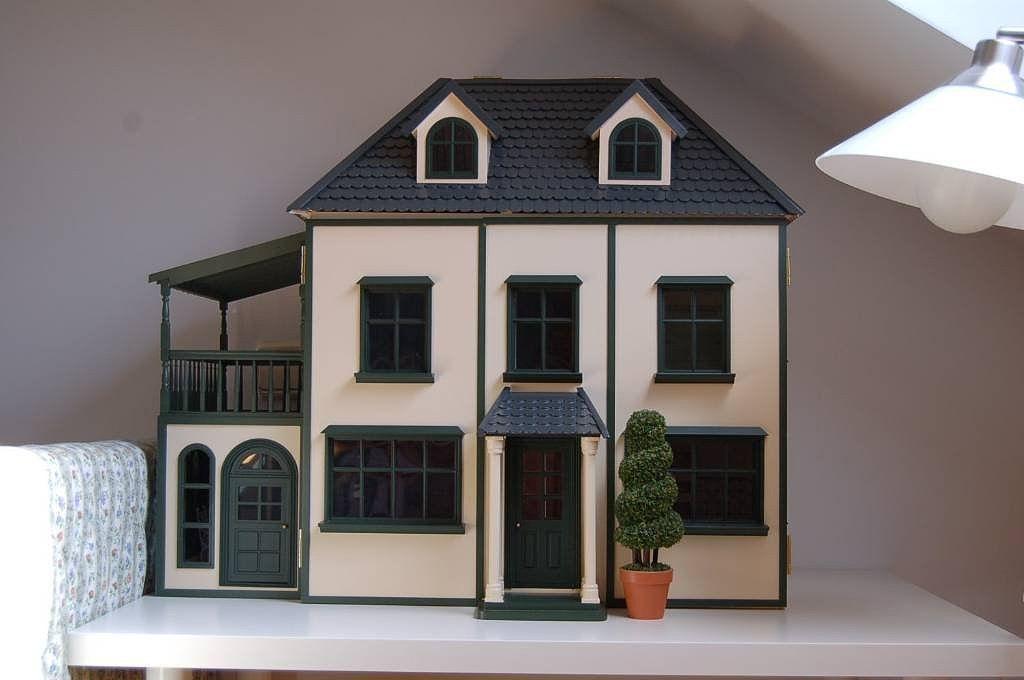 Bricolaje Como Hacer Casas Hacer Casas Casa De Muñecas