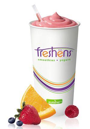 freshens smoothies