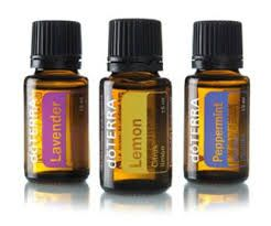 100 ways to use peppermint, lavender and lemon essential oils