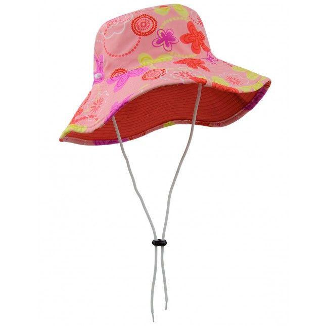 TUGA Sunwear Reversible Girl Sun Hat