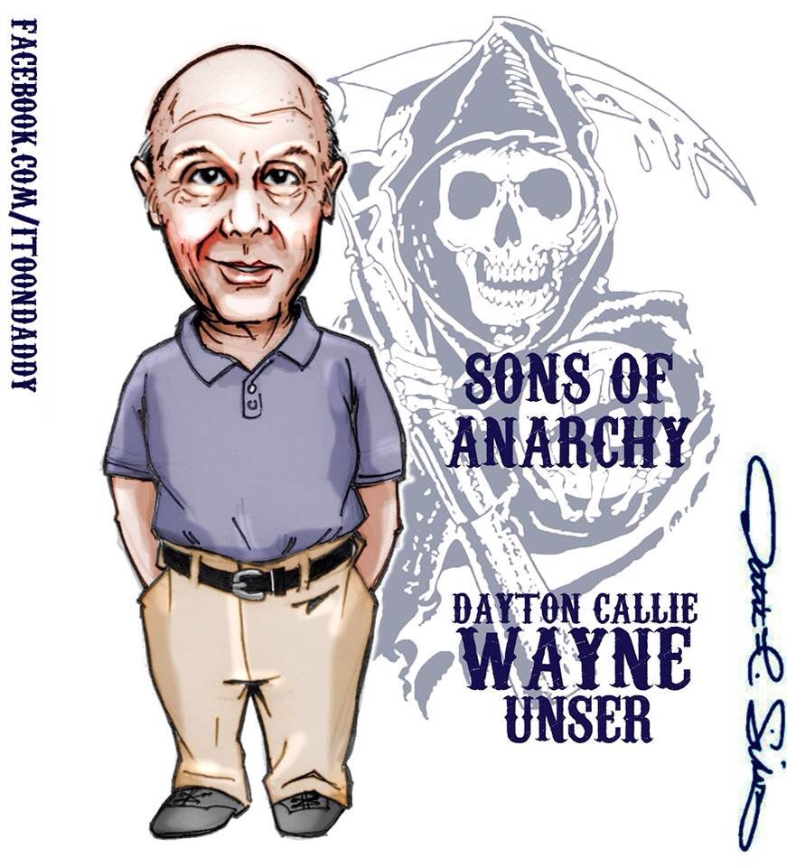 Soa Wayne Sons Of Anarchy Sons Of Anarchy Samcro Sons Of Anachary