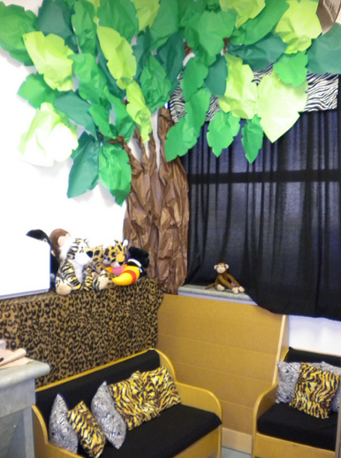 Jungle Safari Themed Classroom - Ideas & Printable Classroom ...