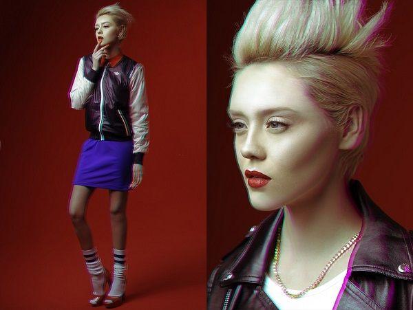 ¡Revisa la sesión de fotos de Adidas exclusiva para Cute! ☛ http://ow.ly/oknOt
