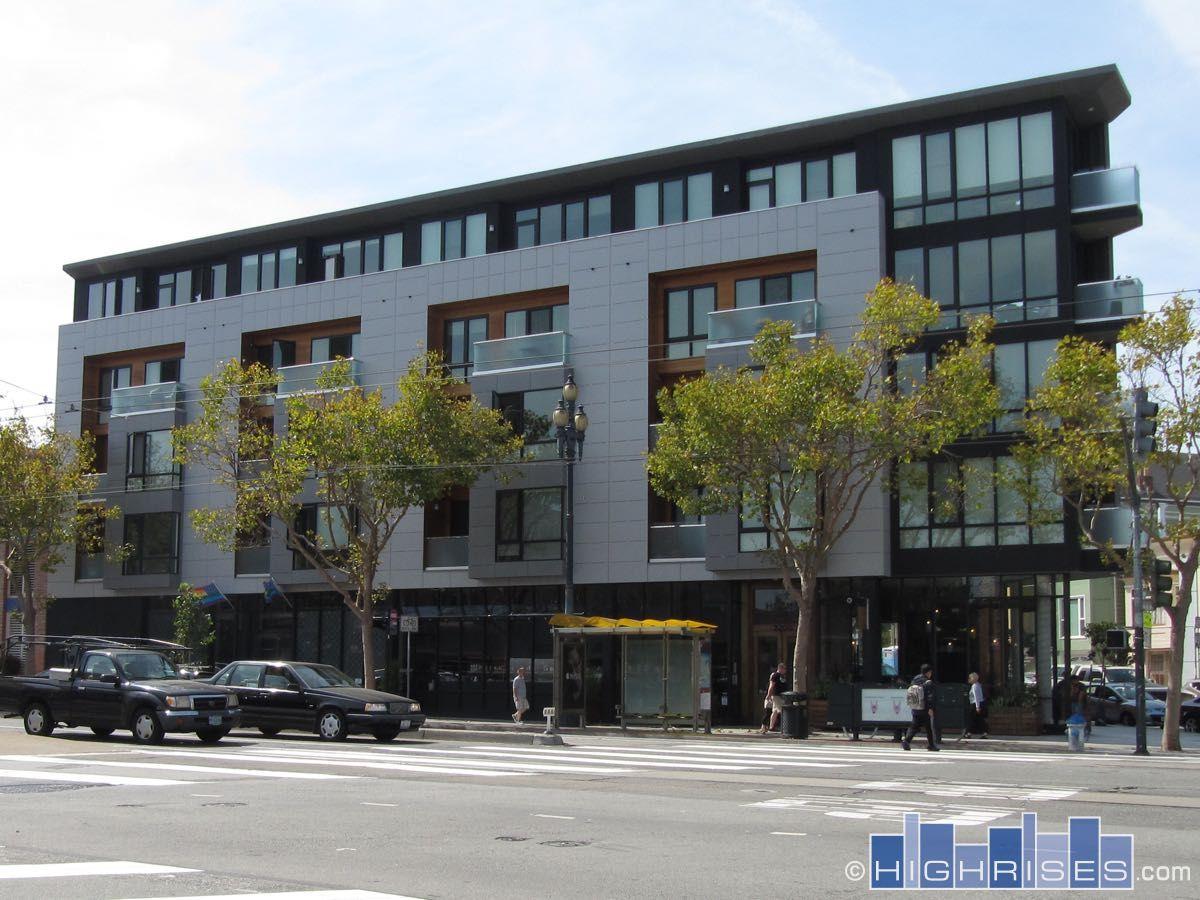 The Century Condos Of San Francisco Ca 2200 Market St Architecture Condo Multi Family Homes