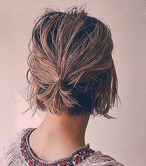 Photo of 20 Ideen für nette einfache Frisuren für kurzes Haar – New Site
