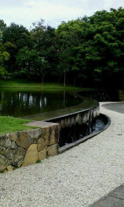 Solo Sagrado Sao Paulo Brazil Water Pool Water