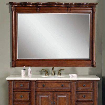 Silkroad Exclusive Sabina 58 Single Bathroom Vanity Set